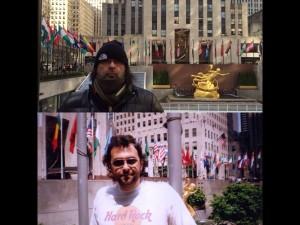 NYC. Según pasan los años.